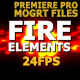 Fire Elements - VideoHive Item for Sale