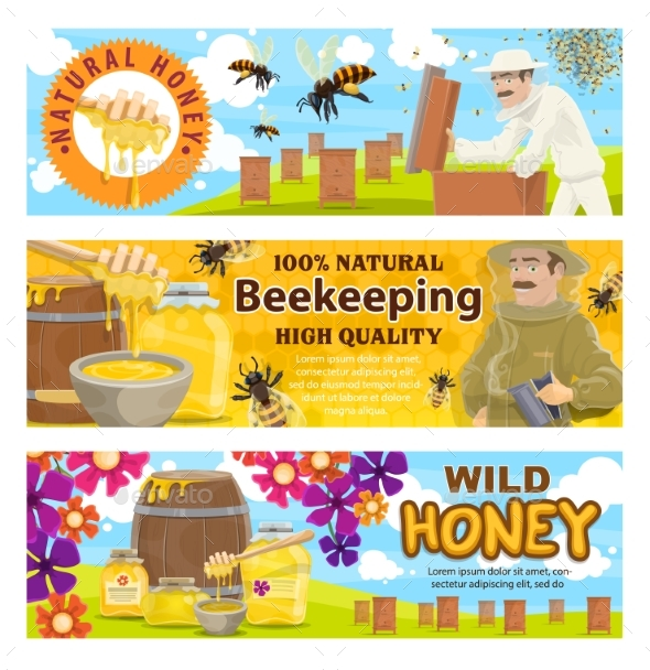 Beekeeping and Wild Honey on Apiary - Industries Business
