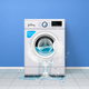 Broken Washing Machine Composition - GraphicRiver Item for Sale