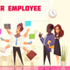 Super Employee Composition - GraphicRiver Item for Sale