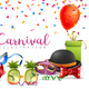 Carnival Party Accessories Poster - GraphicRiver Item for Sale