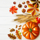 Thanksgiving Day Stylish Composition - GraphicRiver Item for Sale