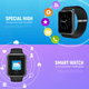 Realistic Smart Watch Banner Set - GraphicRiver Item for Sale