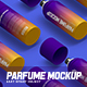 Perfume Bottle Mock-up-Graphicriver中文最全的素材分享平台