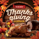 Thanksgiving Dinner Flyer - GraphicRiver Item for Sale