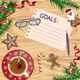 Christmas Goals - GraphicRiver Item for Sale