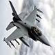 Military Combat Jet