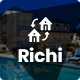 Richi - Real Estate PSD Template - ThemeForest Item for Sale