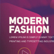 Modern Fashion Trends - VideoHive Item for Sale