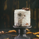 Autumn naked cake - PhotoDune Item for Sale