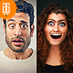 Caricature Styles - Photoshop Action - GraphicRiver Item for Sale