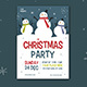Christmas Party & Sale Flyer - GraphicRiver Item for Sale