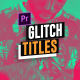 Urban Glitch Titles I Essential Graphics - VideoHive Item for Sale