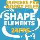 Shape Elements - VideoHive Item for Sale