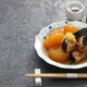 Buri Daikon, Simmered yellowtail fish with japanese radish, popular Japanese dish in the winter. - PhotoDune Item for Sale