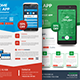 Mobile App Flyers Bundle - GraphicRiver Item for Sale
