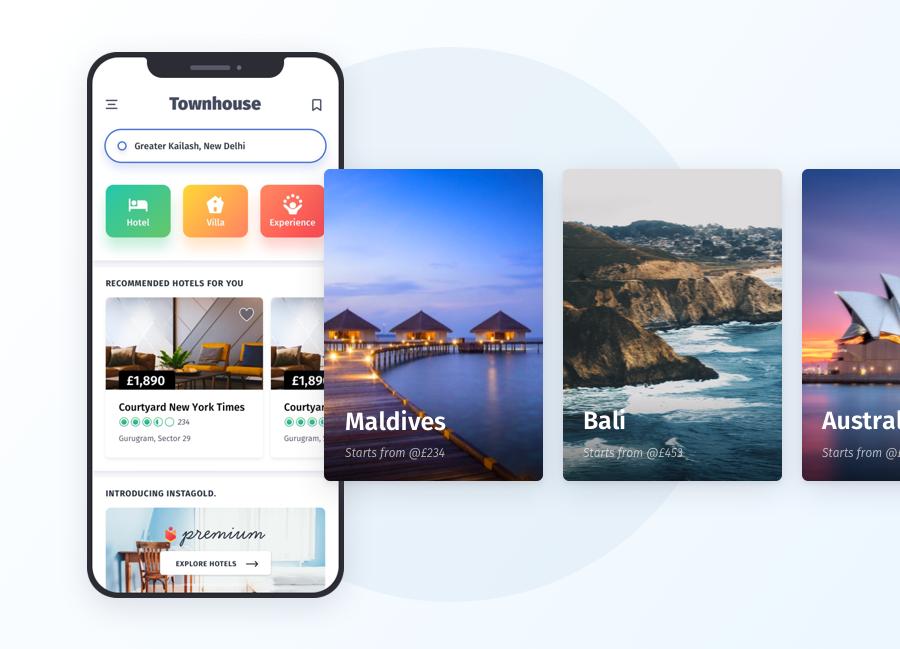 Townhouse_Hotel-mobile-app-ui-kit