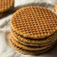 Homemade Dutch Stroopwafles with Honey - PhotoDune Item for Sale
