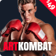 Art Kombat - Boxing School, Martial Arts, Karate, Gym and Fitness WordPress Theme - ThemeForest Item for Sale