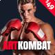 Art Kombat - Boxing School, Martial Arts, Karate, Gym and Fitness WordPress Theme - ThemeForest Item for Sale