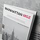 Manhattan MGZ - GraphicRiver Item for Sale