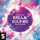 Dream Sounds CD Album Artwork - GraphicRiver Item for Sale