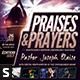 Praises and Prayers CD Album Artwork - GraphicRiver Item for Sale