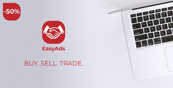 Powerful Classified Ads CMS - EasyAds