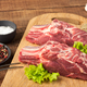 Fresh rib beef on cutting board - PhotoDune Item for Sale