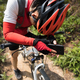 Tired with cross country cycling in forest - PhotoDune Item for Sale