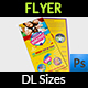 Kids Summer Camp Flyer DL Size Template Vol.2 - GraphicRiver Item for Sale