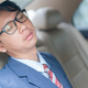 Businessman sit in the backseat of a car_-3 - PhotoDune Item for Sale