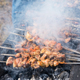 lamb kebabs on skewers - PhotoDune Item for Sale