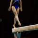 female gymnast on balance beam - PhotoDune Item for Sale