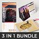 Calendar 2019 Bundle 3 in 1 - GraphicRiver Item for Sale