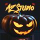 On Halloween