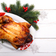 Roasted chicken  - PhotoDune Item for Sale