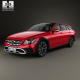 Mercedes-Benz E-Class (S213) All-Terrain 2016 - 3DOcean Item for Sale