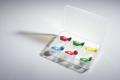 Game Pieces in Plastic Container - PhotoDune Item for Sale