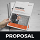 Project Business Proposal Design v5 - GraphicRiver Item for Sale