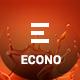 Econo - Creative MultiPurpose WordPress Theme - ThemeForest Item for Sale