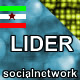 Lider - The Best Social Network - CodeCanyon Item for Sale