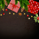 Christmas Realistic Background - GraphicRiver Item for Sale