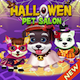 Halloween Pet Hair Salon Game For Kids + Admob + Ready For Publish - CodeCanyon Item for Sale
