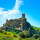 Craco old ghost town, Matera Basilicata, Italy. - PhotoDune Item for Sale