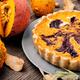 Homemade pumpkin pie - PhotoDune Item for Sale