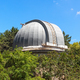 Closed dome of the old telescope - PhotoDune Item for Sale