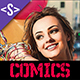 Comics Creator Photoshop Action - GraphicRiver Item for Sale