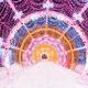 Light Christmas tunnel of strings - PhotoDune Item for Sale