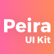 Peira UI Kit - ThemeForest Item for Sale